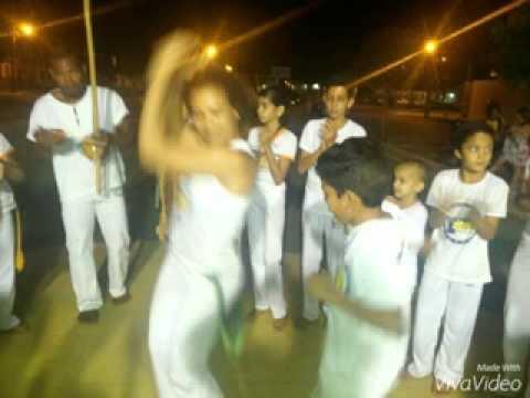 Gueto Capoeira-Dom Basílio Bahia