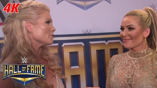 Nonton Beth Phoenix and Natalya describe their friendship: 4K WWE Hall of Fame Exclusive, March 31, 2017 Film Subtitle Indonesia Streaming Movie Download