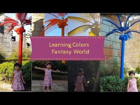 FUN LEARNING COLOR ADVENTURE AT FANTASY WORLD, The Abandoned Disney World in Batangas, Philippines