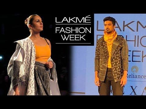 Lakme Fashion Week 2018 - Huma Qureshi Saqib Salee