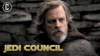 Video Luke Skywalker's Regrets Going Into The Last Jedi - Jedi Council MP3, 3GP, MP4, WEBM, AVI, FLV Desember 2017