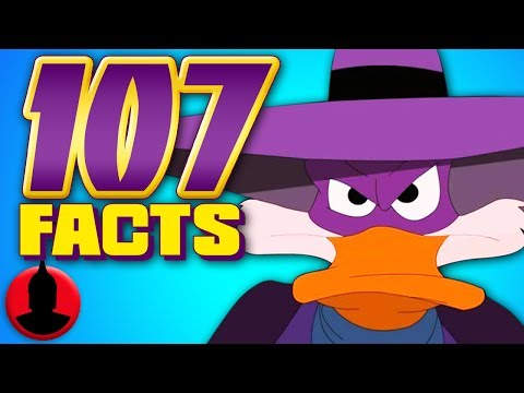 107 Darkwing Duck Facts YOU Should Know! (107 Facts S6 E20) | Channel Frederator
