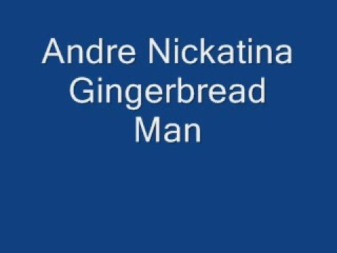 Andre Nickatina Gingerbread Man