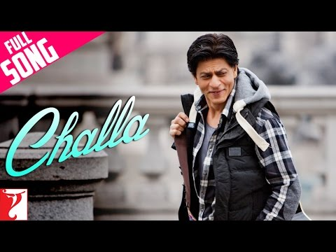 Challa - Full Song - Jab Tak Hai Jaan