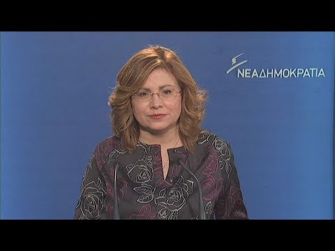 Μ. Σπυράκη: Για το θέμα της απεργίας, η κυβέρνηση επιλέγει να αποφασίζουν οι λίγοι