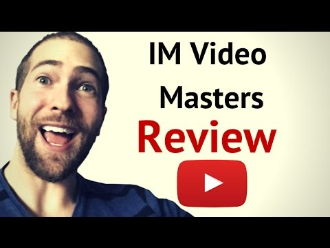 IM Video Masters Review