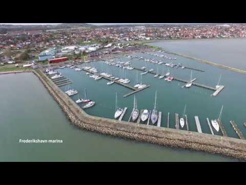 Frederikshavn Marina.