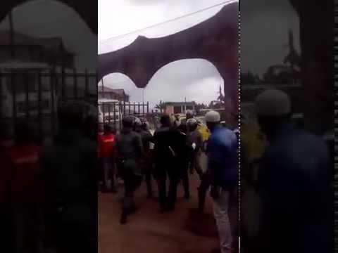 Des Avocats tabassés par la police camerounaise à