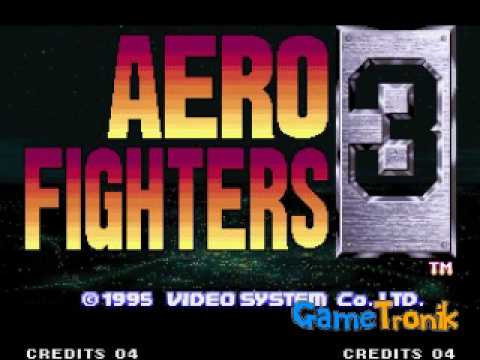 aero fighters 3 neo geo rom download