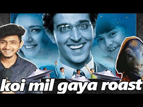 Koi Mil Gaya Hindi Movie 720p Bluray