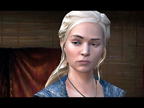 Game of Thrones Full Episode 3 Telltale Gameplay Walkthrough The Sword in the Darkness 60FPS 1080p
