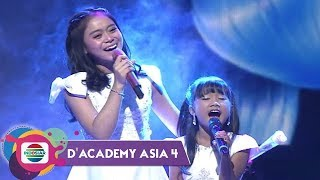 Download Video WOW KEREN!! DUO Suara Hebat, LESTI & ZAINATUL HAYAT (INA) Berduet di DA Asia 4 MP3 3GP MP4