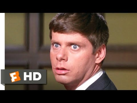 How to Succeed in Business Without Really Trying (1967) - Big Presentation Scene (9/10) | Movieclips