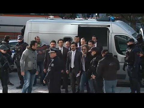 «Πρωτοφανές» το αίτημα ακύρωσης ασύλου για τον Τούρκο αξιωματικό