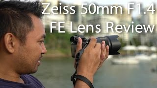 Please support my channel by purchasing the Zeiss 50mm F1.4 FE lens through the following link - http://amzn.to/2l2RrmwIn this video, I take a look at the Zeiss 50mm F1.4 Planar T* lens for the Sony E-mount system. Its a lens made specially for full frame cameras like the A7RM2 and the A7SM2 but it can also be used on crop sensor cameras like the A6500. I forgot to mention, the minimum focusing distance of the lens is 45cm so while its not particularly great for macro images, you can still get pretty close to your subject. Follow me and ask me questions! ➫ F A C E B O O K  - http://on.fb.me/rtdqar (@johnsisonphotos)➫ I N S T A G R A M - http://bit.ly/MsGf1t (@johnsison)➫ T W I T T E R -  http://bit.ly/1Uadibb (@JohnSison_)Intro by Flukemedia - http://bit.ly/2j3AxUE---------------------------------------------------------------------------------------------------------------------------------------B U S I N E S S :admin@johnsison.com---------------------------------------------------------------------------------------------------------------------------------------Gear used to film this video: Sony ILCE-7RM2 (http://amzn.to/2hlCr5z)Sony ILCE-7SM2 (http://amzn.to/2hft4no)Sony 24-70mm F2.8 G Master lens (http://amzn.to/2hEMXkZ)Rodelink Film Maker (http://amzn.to/2gwrrT9)Sandisk Extreme Pro 64gb 280MBs (http://amzn.to/2hfLnsk) Manfrotto MK190X3-2W (http://amzn.to/2j4SjGc)---------------------------------------------------------------------------------------------------------------------------------------I try to get back to everyone who asks me a question as quickly as possible but for me to 'Reply' to you, your gmail account has to be linked to your YouTube account. Thank you. ---------------------------------------------------------------------------------------------------------------------------------------DISCLAIMER: This video and description contains affiliate links, which means that if you click on one of the product links, I'll receive a small commission. This helps support the channel and allows us to continue to make videos like this. Thank you for the support!---------------------------------------------------------------------------------------------------------------------------------------