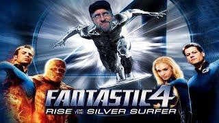 Nonton Fantastic Four  Rise Of The Silver Surfer   Nostalgia Critic Film Subtitle Indonesia Streaming Movie Download