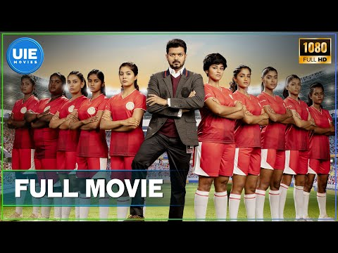 Bigil | Blockbuster Tamil Full Movie | Vijay | Nayanthara | A. R. Rahman | 4K (English Subtitles)