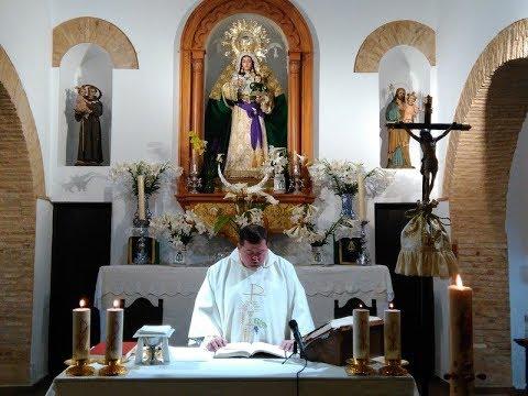 Misa de V Domingo de Pascua