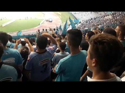 Hinchada de Belgrano vs Colón || Fecha 18 || Mario A. Kempes - Los Piratas Celestes de Alberdi - Belgrano