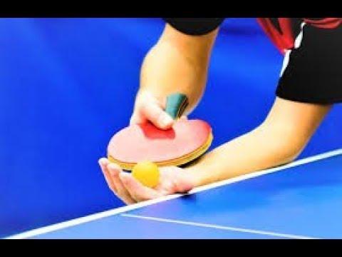 10 Jenis Service Tenis Meja PINGPONG