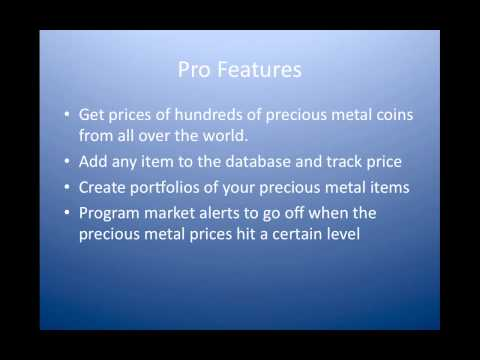 Video of Gold and Silver Price