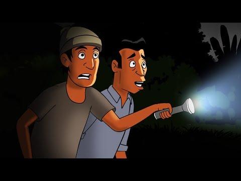 gratis download video - Kartun-Lucu--Pocong-Malam-Jumat-Kliwon--Funny-Cartoon
