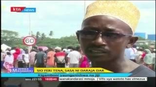 Afrika Mashariki 24th April 2016 Sehemu ya Kwanza