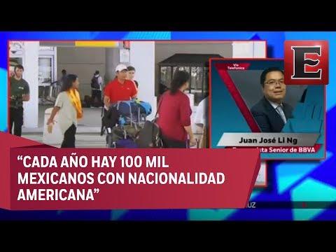 Juan José Li y el Anuario de Migración y Remesas de BBVA