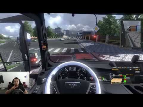 #36 Let's Play Euro Truck Simulator 2 ! New Camion ? :)