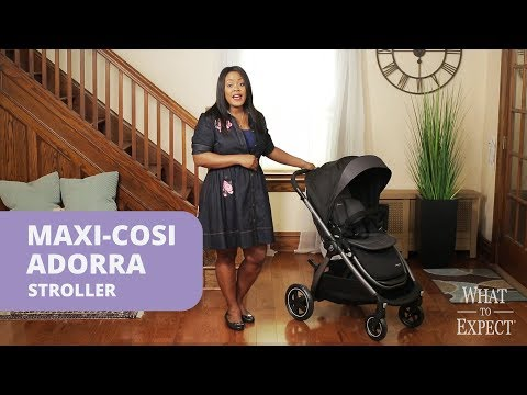 6 Things Moms Love About the Maxi-Cosi Adorra Stroller