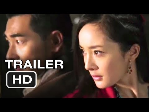 Wu Dang Official Chinese Trailer #1 (2012) HD