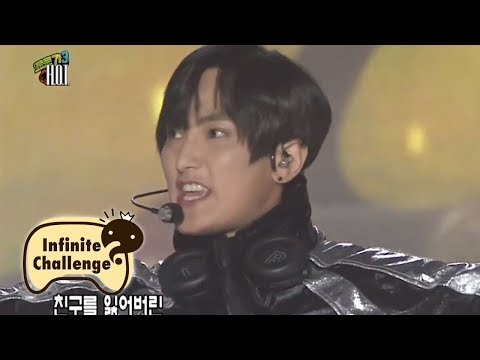 H.O.T. is BACK!! H.O.T - Warrior's Descendant [Infinite Challenge Ep 558] (видео)