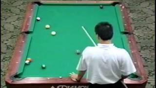 2/2 Efren Reyes Vs Francisco Bustamante - Tactical 8ball Rack