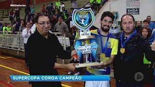 SuperCopa Record - série Ouro emoção marca a grande final de 2019