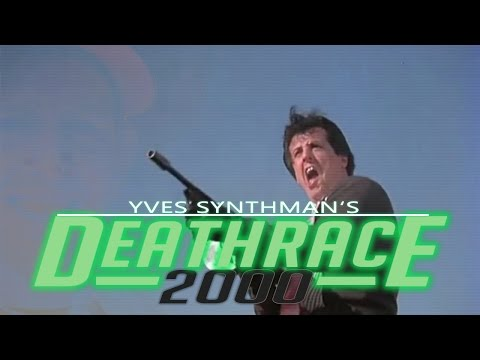 Deathrace 2000 (1975) 80s Mashup Trailer (german)