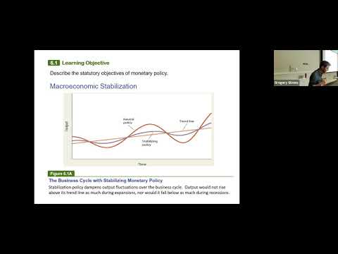 EC 416 Monetary Policy Goals and Rules part 1