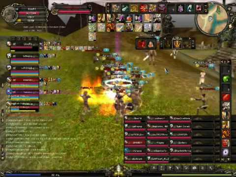 Shaiya 1-15 pvp Power Of Tank with Noble Gear (with dbl stack Def noss)