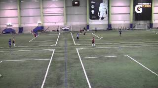 Sigma Showcase 2011: Sigma B1 vs. FC Copa (New Jersey) Class of 2013. Game played Dec 15, 2011 at Mississauga's Hershey Centre.