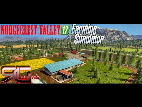Norge Crest Valley 17 V1.8 ChoppedStraw & animated drinkers