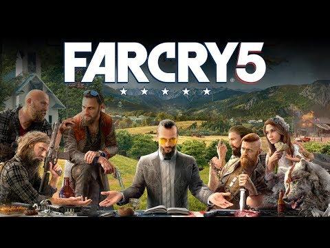 Far Cry 5 (ПЛОХАЯ ИДЕЯ) (1)