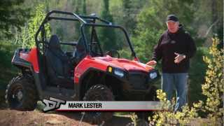 3. UTV Test Ride: 2012 Polaris RZR 570