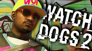 O MALUCO MAIS FOLGADO! - Watch Dogs 2