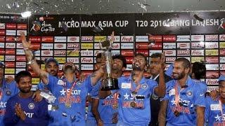 Video India vs Bangladesh final T20 highlights - Asia Cup 2016 MP3, 3GP, MP4, WEBM, AVI, FLV September 2018