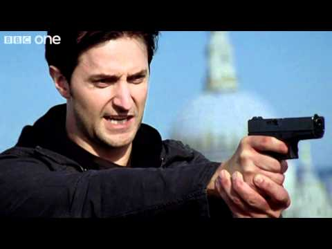 Lucas and Harry's Rooftop Stand-off - Spooks Series 9 Episode 8 Preview - BBC One