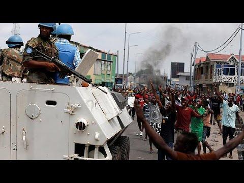 Λ.Δ. Κονγκό: Νεκροί σε διαδηλώσεις κατά του Καμπιλά