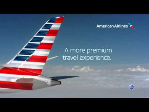 American Airlines new commercial