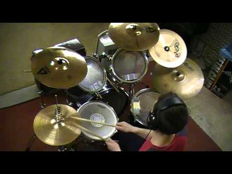 Scars On Broadway- Insane (drum Cover)
