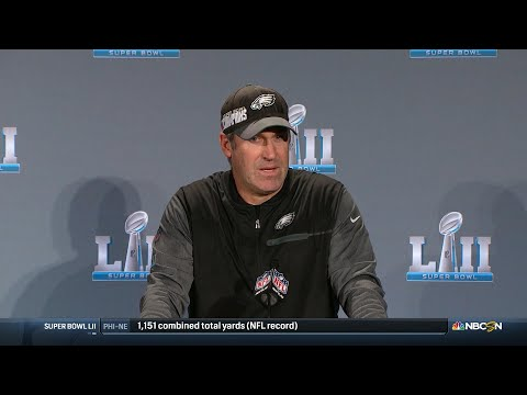 Video: Doug Pederson stayed aggressive against Patriots