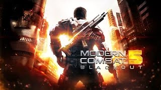 Modern Combat 5 Gameplay Trailer