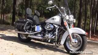 9. Used 2013 Harley Davidson Heritage Softail Classic Motorcycles for sale